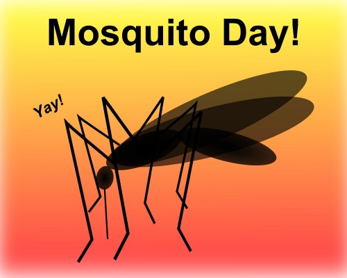 Mosquito Day 2014
